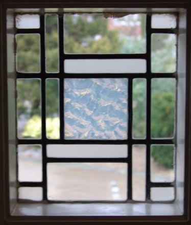 Glas In Lood In Isolerend Dubbelglas Baarn 2005