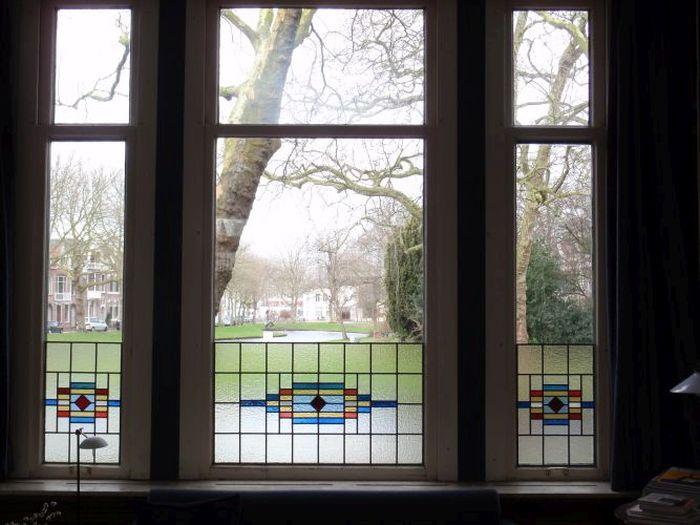 Glas In Lood Zierikzee.Impressies Van De Bouw Van Het Huis Isolatiewaarde Van Hr