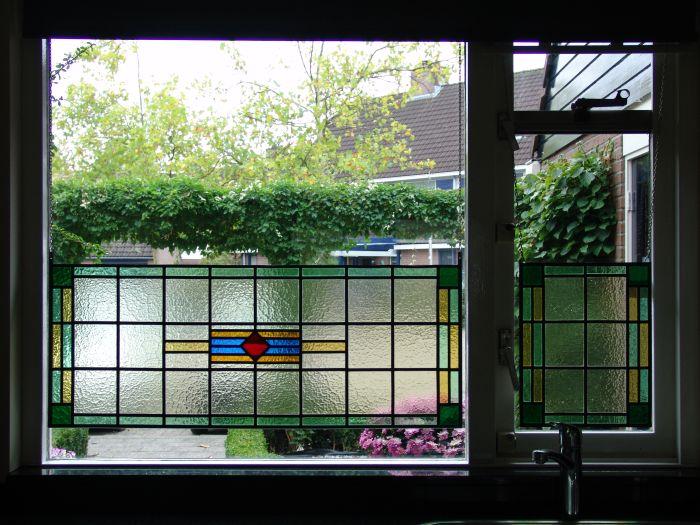 Betere Glas in lood raamhangers FY-44
